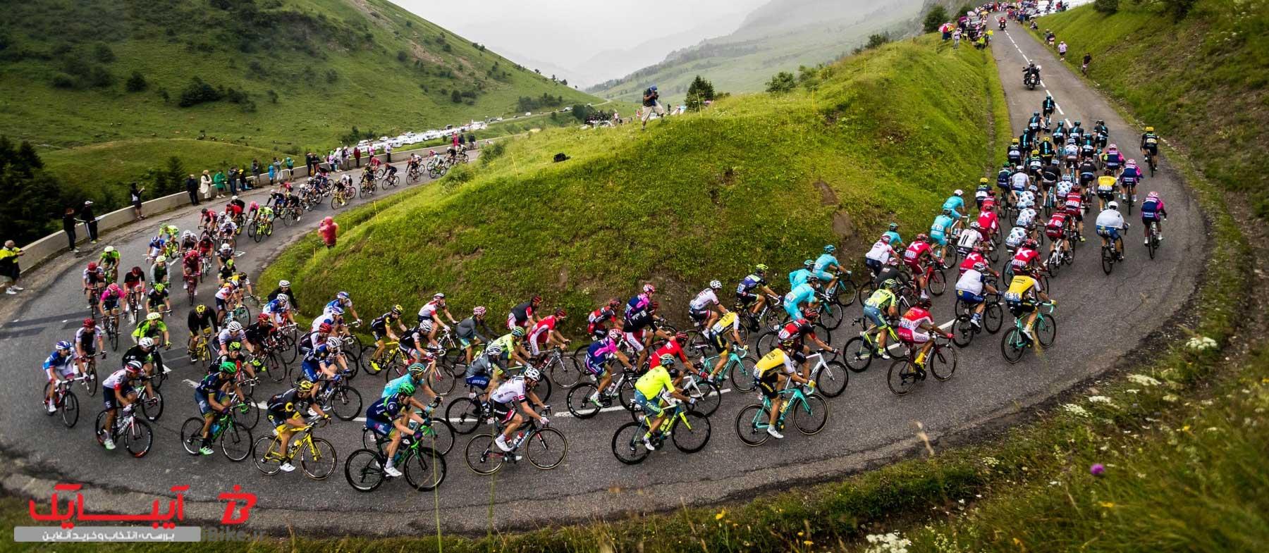 تور دوچرخه سواری فرانس